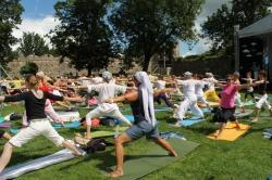 Sundari tuleb Joogafestivalile 2013